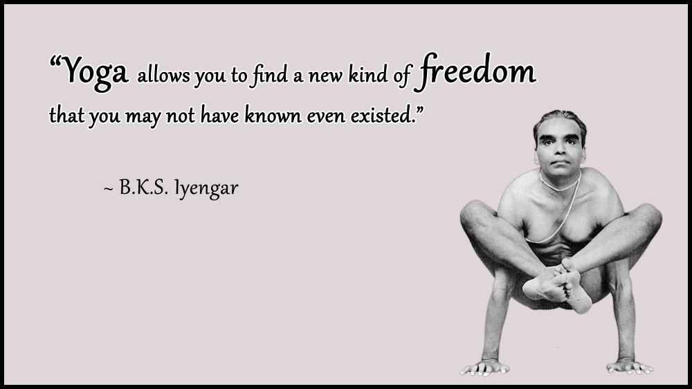 Yoga for Everyone - Iyengar Yoga