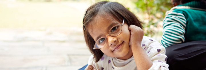 Control Childhood myopia