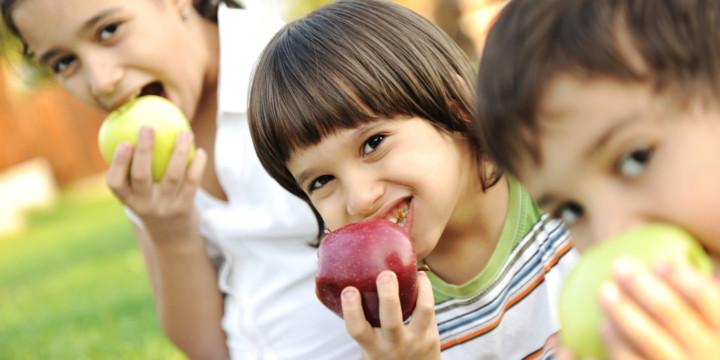 Building child's immunity