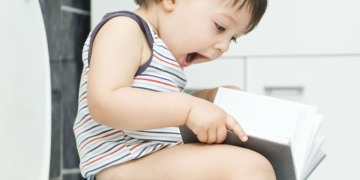 What your Child's Stool Tells