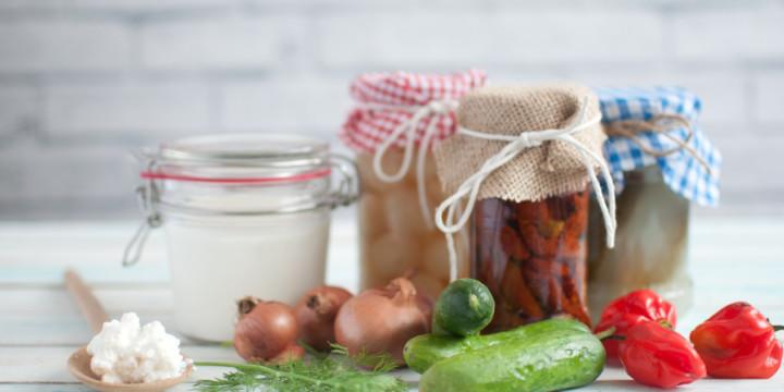 Probiotics, Prebiotics, and Polyphenols