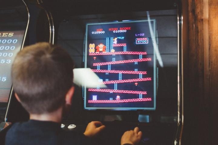 Impact of Video Games on Children's Brain