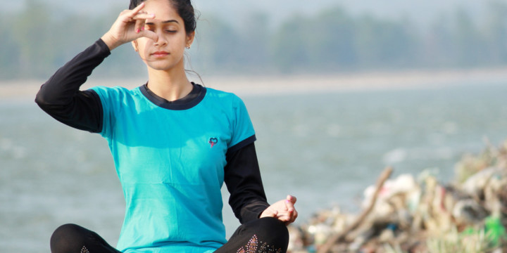 Building Lung Reserve with Pranayama